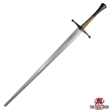 Red Dragon HEMA Synthetic Sparring Bastard Sword
