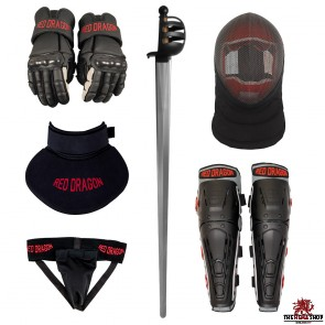 HEMA Basket Hilt Sword Starter Kit 3