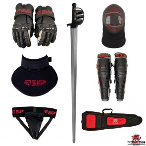 HEMA Basket Hilt Sword Starter Kit 4