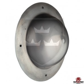 "8"" Shield Boss 3 - 16 gauge"