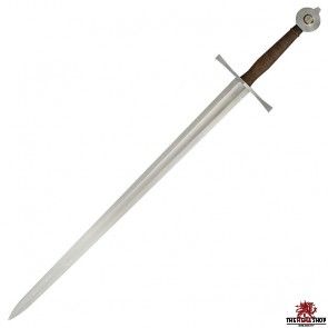 Red Dragon Combat Temple Church Sword