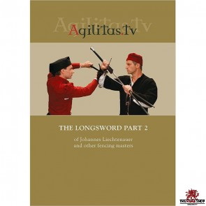 The Longsword of Johannes Liechtenauer Part 2 - DVD