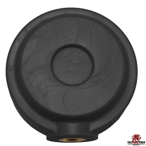 Red Dragon HEMA Synthetic Wheel Pommel - Black