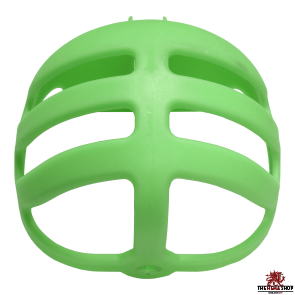 Red Dragon HEMA Synthetic Basket Hilt Guard - Glow
