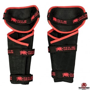 Red Dragon Forearm and Elbow Protectors