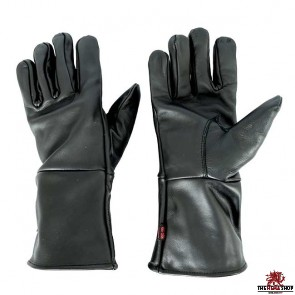 Red Dragon Swordsman's Gloves