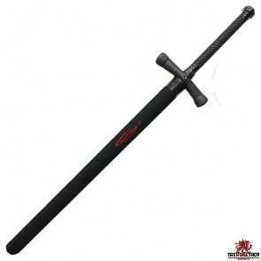 HEMA Heavy Padded Two-Handed Sword with Cross Guard
