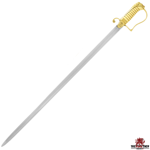 British Royal Navy Officer's Sword - 1805 Pattern
