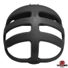 Red Dragon HEMA Synthetic Basket Hilt Guard - Black