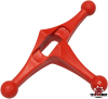 Red Dragon HEMA Synthetic Messer Guard - Red